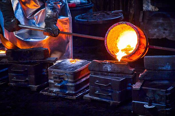 Metal makers have their day in the sun as realizations soar