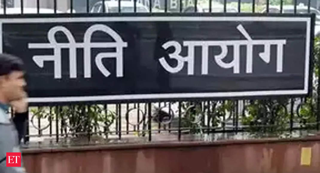 NITI Aayog launches Geospatial Energy Map of India