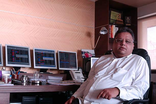 Rakesh Jhunjhunwala trims stake in another Tata group company