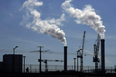 Climate: Removing CO2 from the air no longer optional