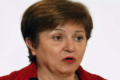 IMF board reaffirms confidence in Kristalina Georgieva who is accused of altering data to favour China